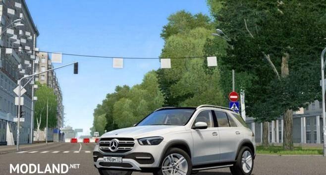 Mercedes-Benz GLE [1.5.8]